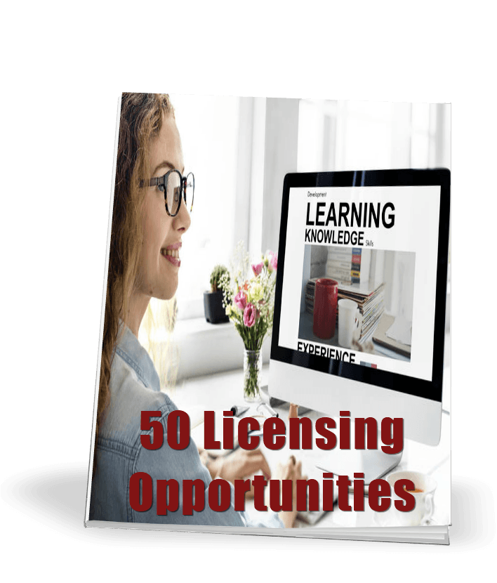 50 Licensing Opportunities Image